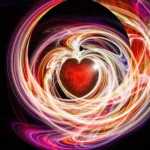The endless abundance of love created in our hearts.