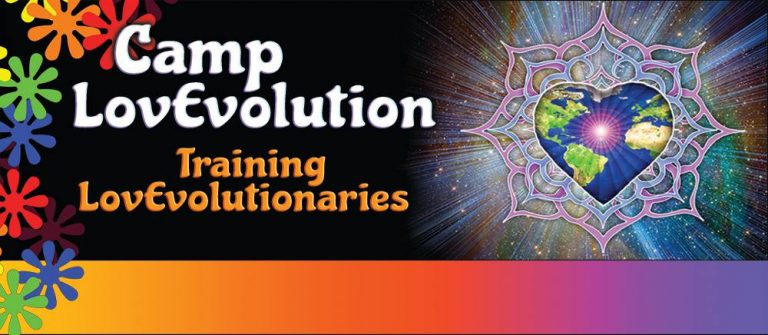 2018 LovEvolution Gathering (May 17-21) at Kinnection CampOut
